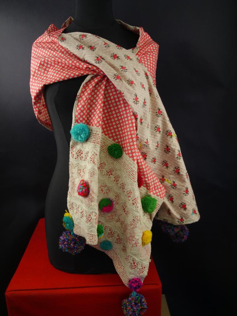 Taj Wood Scherer Schal