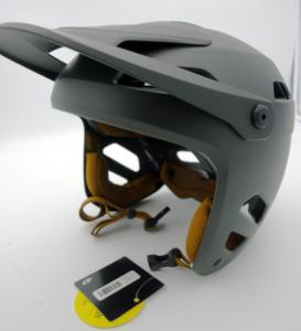 MTB Fahrradhelm schwarz