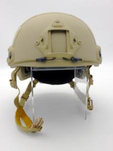 Fast Ballistic Helmet ballistischer Helm Halbschale BW sandfarben
