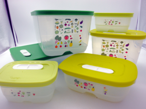 Tupperware Klima Oasen Set