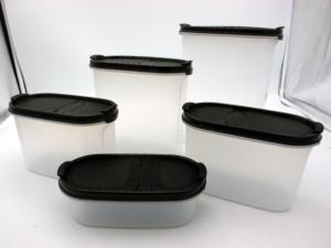 kleines Tupperware Eidgenossen Set